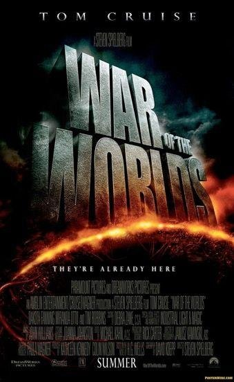WAR OF THE WORLDS (2005)  -  It says a lot for Spielberg's outstanding CV that two big-budget, commercially successful, sci-fi epics starring Tom Cruise can legitimately appear on a list like this.