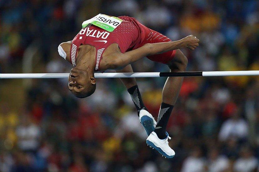 Mutaz Barshim, High-jump, Mutaz Barshim Esquire, Mutaz Barshim Olympics, Qatar, Silver medal, Qatari high jumper, Olympics, Rio 2016