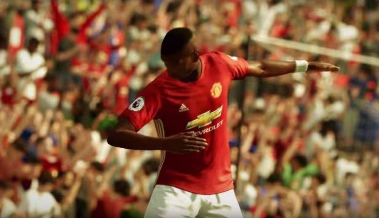 Celebrations  -  You just know that you're going to get battered 7-1 online by a 12-year-old prodigy using Man Utd, who will then proceed to scream incoherently down his mic, before dabbing furiously at you for approximately 13 minutes. On second thoughts, better celebrations could be a terrible idea.