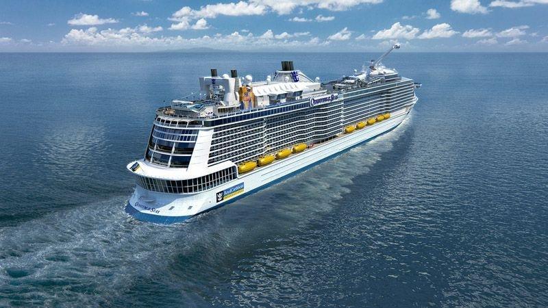 Cruise ship, Crusing, Royal Caribbean, Ovation of the Seas, Cruise holidays, Guy holidays