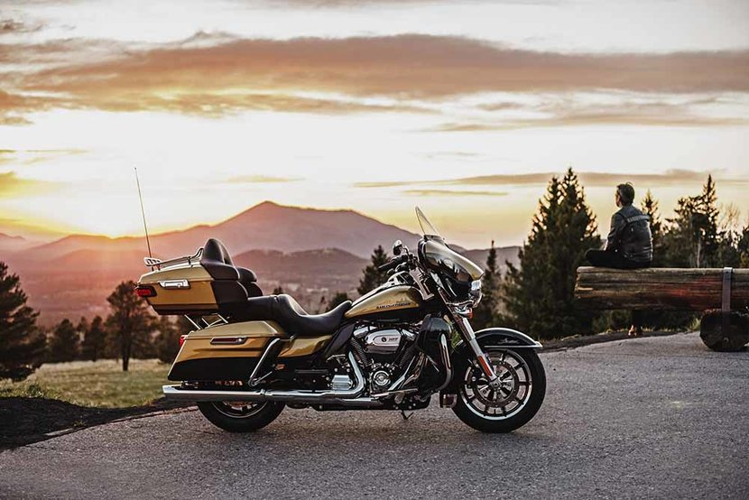 Harley Davidson, Motorcycles, New Engine, Milwaukee-Eight Engine, Harley-Davidson Touring, Engines
