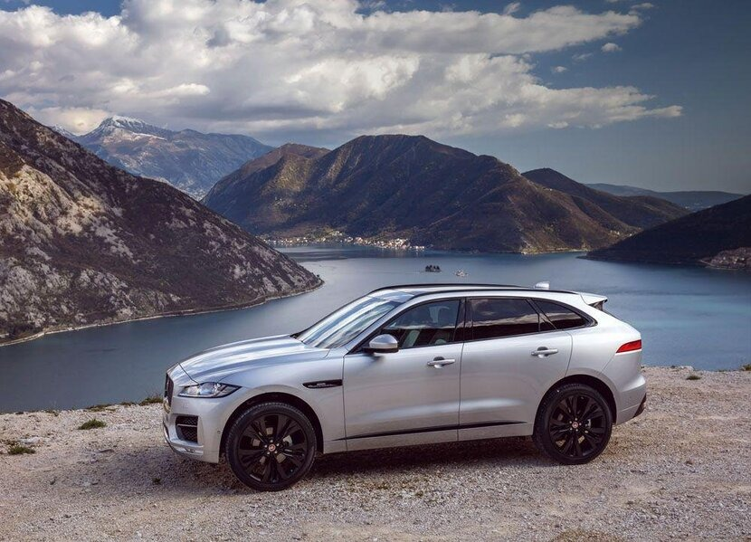 Jaguar, F pace, SUV, Cars, Driving, Motoring, Review, Jaguar SUV, Jaguar middle east