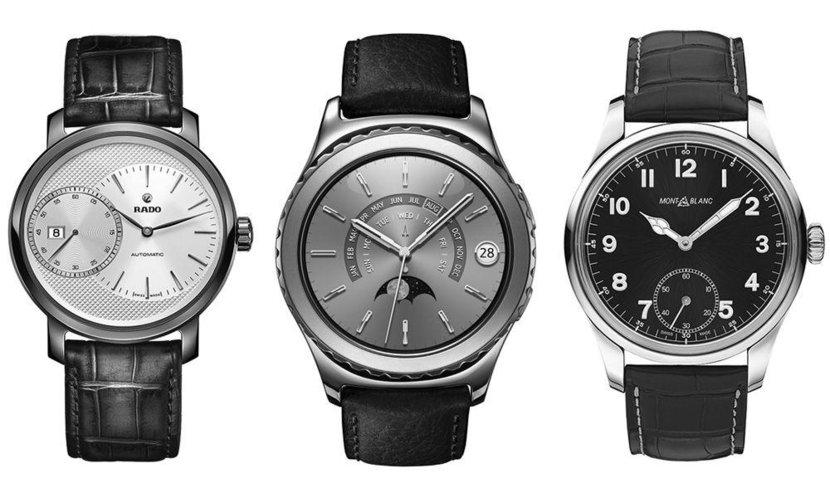 Watches, Timepieces, Watch, Timepiece, Design watches, Rado, Tiffany's, Samsung
