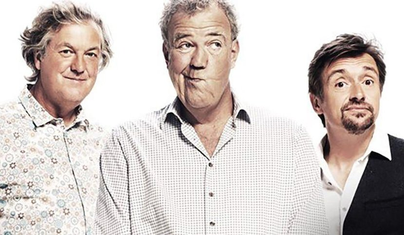 The Grand Tour, Clarkson, May, Hammond, Top Gear, Amazon Prime