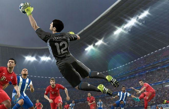 Goalkeeping has been reworked and is now better than ever. The dive animations and reactions to shots have been improved, so you don't mash your controller when your Neuer decides to stare at the ball as it rolls past him.
