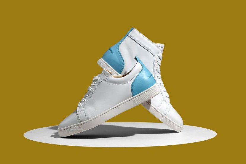 Christian Louboutin, Sporty Henri, Level Shoe District, Capsule collection, Sneakers, Trainers