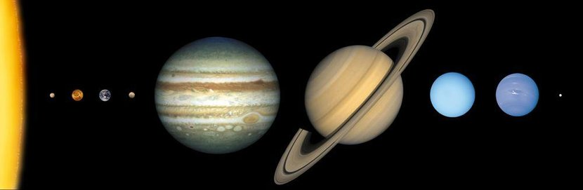 Neptune, Solar system, Space, Pluto, Uranus, Discovering Neptune
