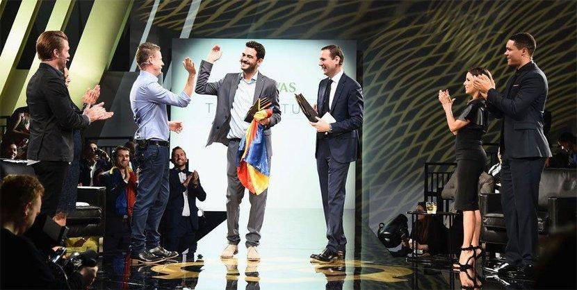 Social entrepreneurship, Joe Huff, The Venture, Entrepreneurship, Win the right way, Chivas Regal