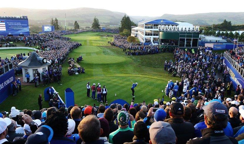 Ryder Cup 2016, Ryder Cup, Golf, Hazeltine, USA, Europe, McIlroy, Tiger woods, Team USA