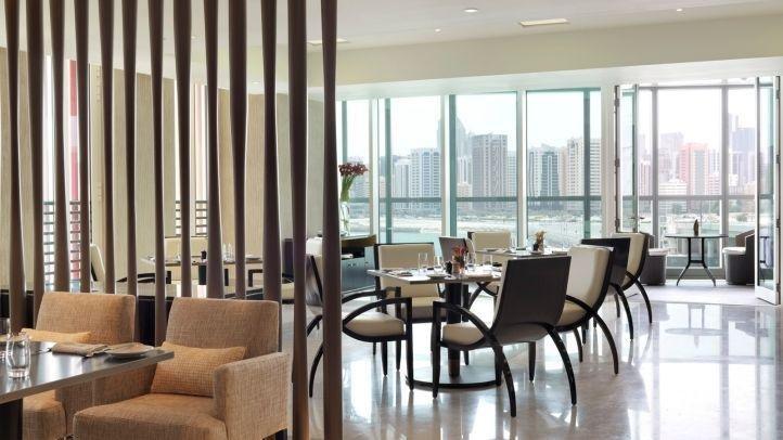 Crust, Abu dhabi, Four Seasons, Al Maryah Island, Four Seasons Abu Dhabi Al Maryah Island, Four Seasons Abu Dhabi, Four Seasons Al Maryah Island, Business Lunch
