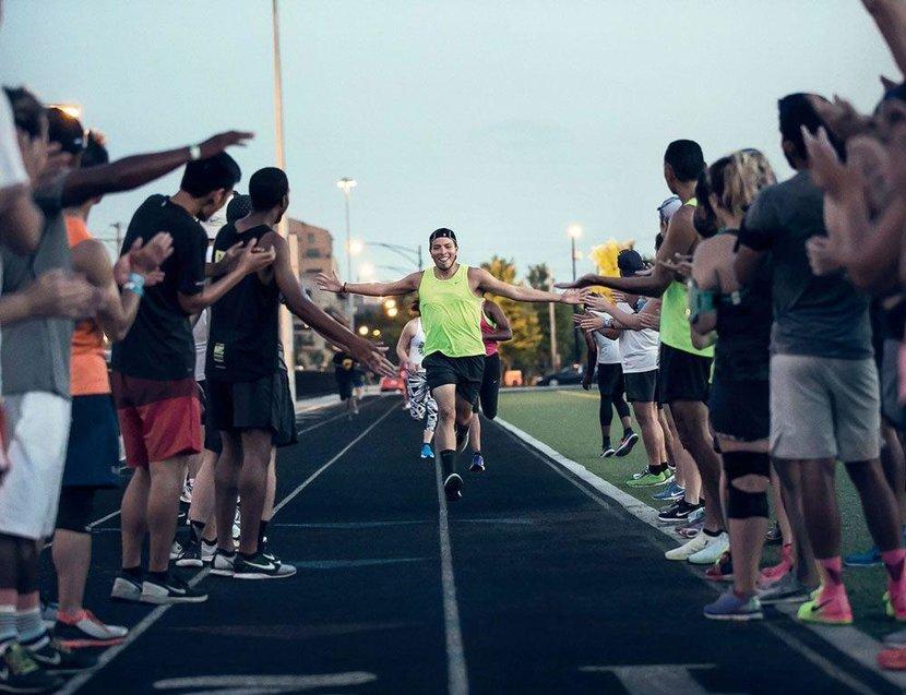 Nike+ run club, Nike+, Nike, Running clubs, Dubai, UAE, Running