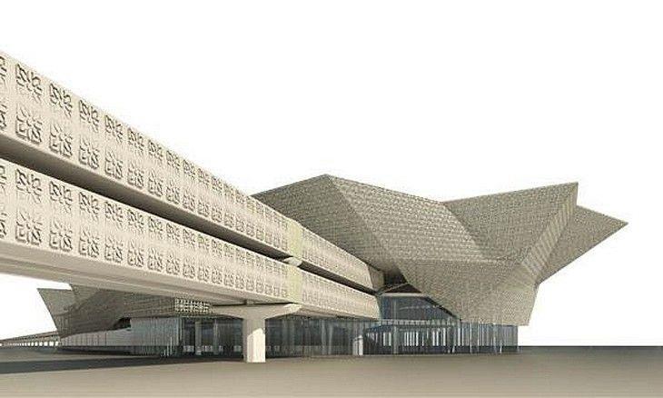 Hyperloop, Tech, Dubai, Fujairah, Travel, Science