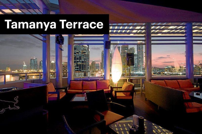 Tamanya Terrace, Radisson Blu  -  While very popular with the post-work Media City crowd during the week, Tamanya Terrace undergoes a change on the weekend, catering for an alternative, hip-hop loving crowd. Word of warning, Tuesday is Ladies night and it can get rather busy...