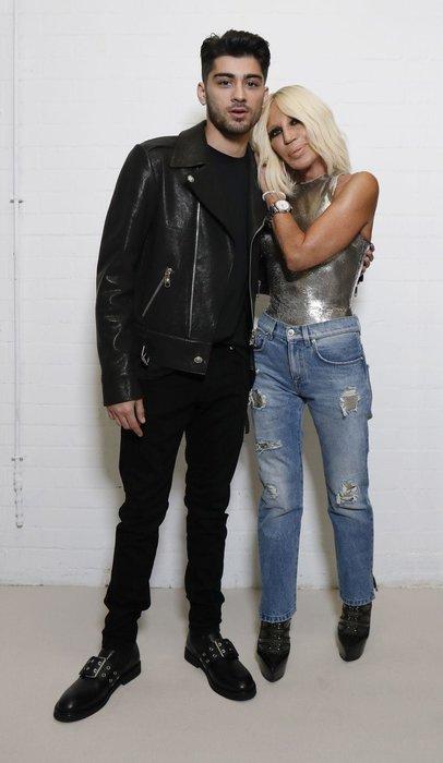 ZAYN X Donatella Versace