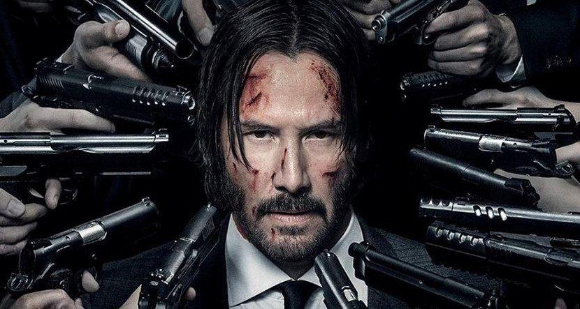 John Wick, John Wick 2, Keanu Reeves, Film, Cinema, Hitman, Action, Matrix