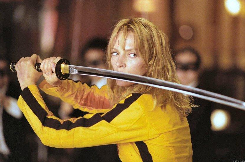 Kill bill, Quentin Tarantino, Uma Thurman, Cinema