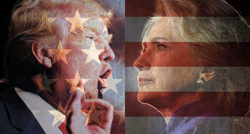 US election, Trump, Clinton, Hillary Clinton, Donald Trump, President of the United States of America, President, Presidential Election, Middle East, UAE, What the US election means, Fall out, Impact