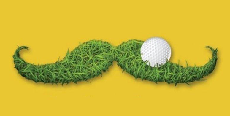 Movember, Beards, Moustache, Golf, Golf Day, Competition, Fun, Dubai, Good Cause, Activities