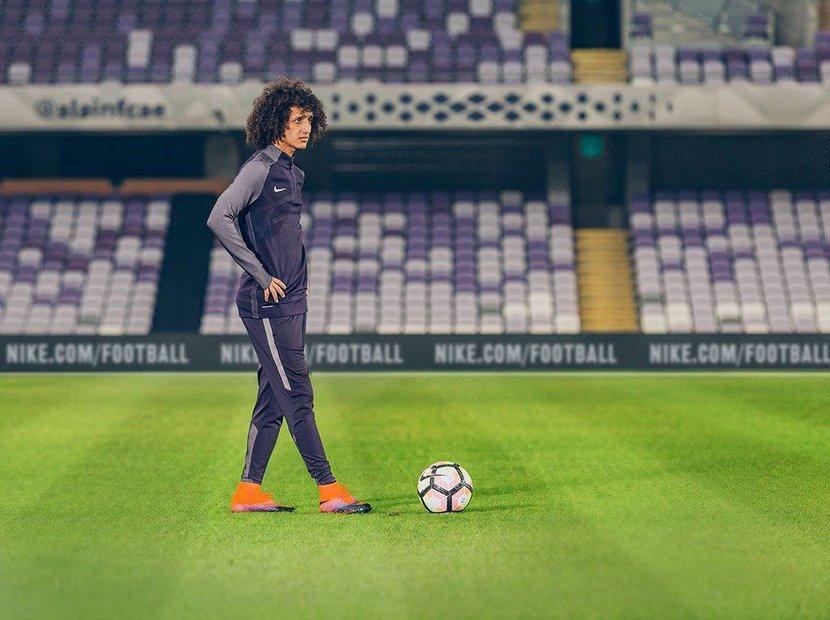 Omar Abdulrahman, Al Ain, Asian Champions League Final, Nike, Jeonbuk Hyundai Motors, Champions league, Amoory, UAE football