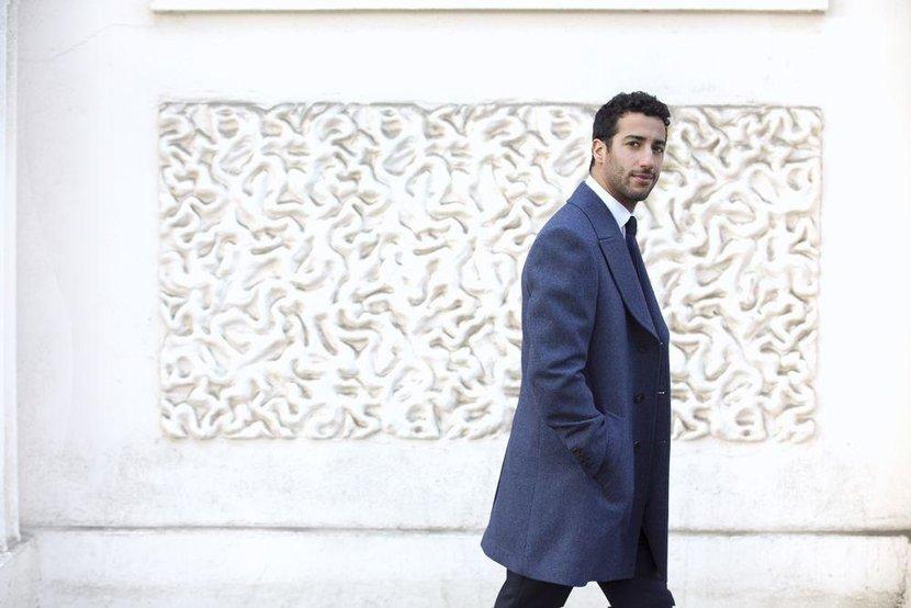 Formula One, F1, Daniel Ricciardo, Danny Ricciardo, Red Bull, Red Bull Racing, Abu dhabi, Abu Dhabi Grand Prix, Grand prix, Interview, Funny, Esquire