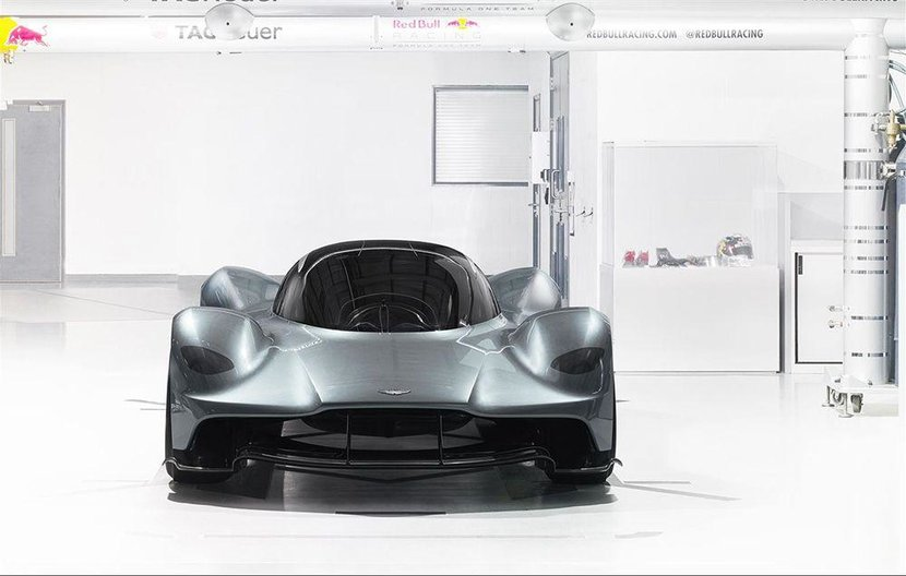 Aston Martin, Red Bull, AM-RB 001, Super Car, Hyper Cars, Collaboration, 2019, Aston Martin Middle East, Racing, Red Bull Racing, Speed, Abu dhabi f1, Unveil, Max Verstappen, Dr Andy Palmer