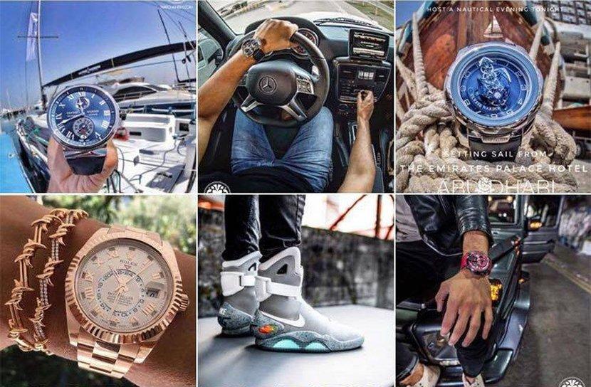 Watches, Timepieces, Instagram, Watches on instagram, Watchanish, Hodinkee, Watchesbysjx, Marketing watches, Luxury watches, How instragram changed watches