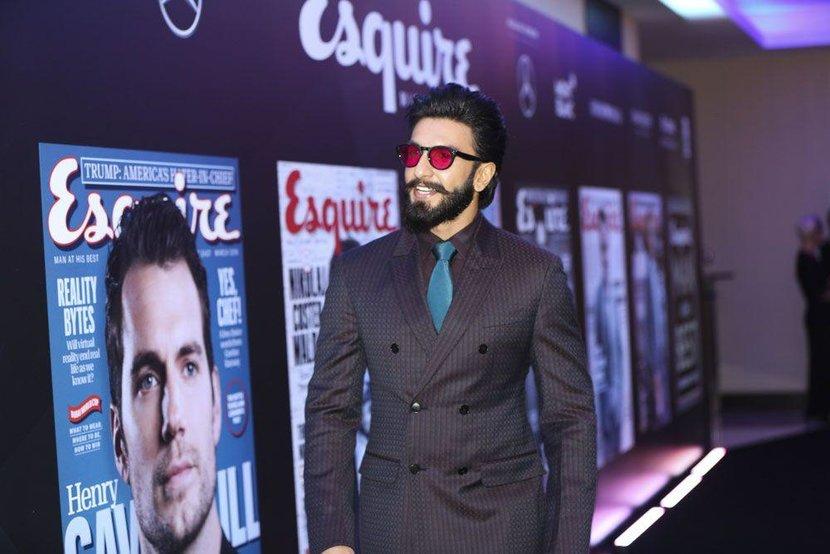 International Man of the Year, Ranveer Singh
