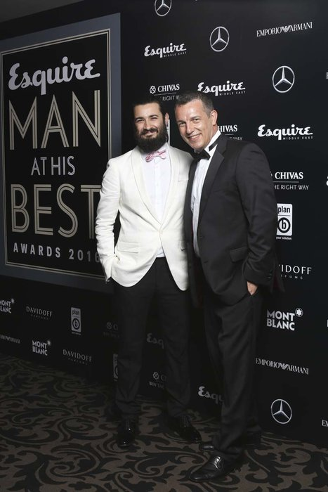 Esquire's Matthew Priest and Greg Moore