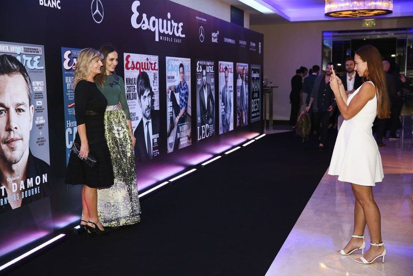 Man At His Best Awards, Man At His Best Awards 2016, Awards, Esquire Middle East, Esquire, Esquire Awards, Ranveer Singh, Paige Spiranec, JW Marriott Marquis, Mo Zowayed, Ashish J Thakkar