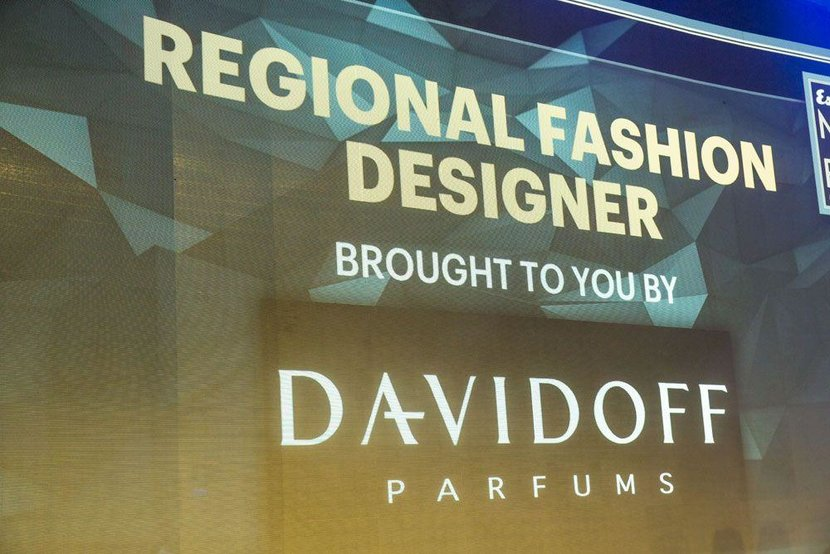 Main sponsor Davidoff Parfums