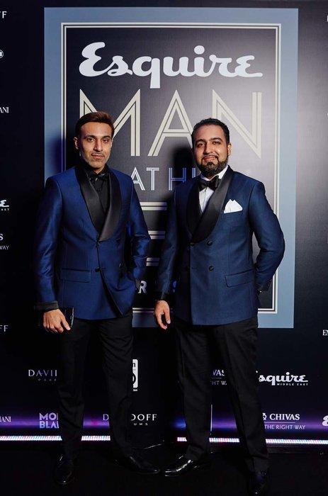 Ashish and Pawan Ishwar