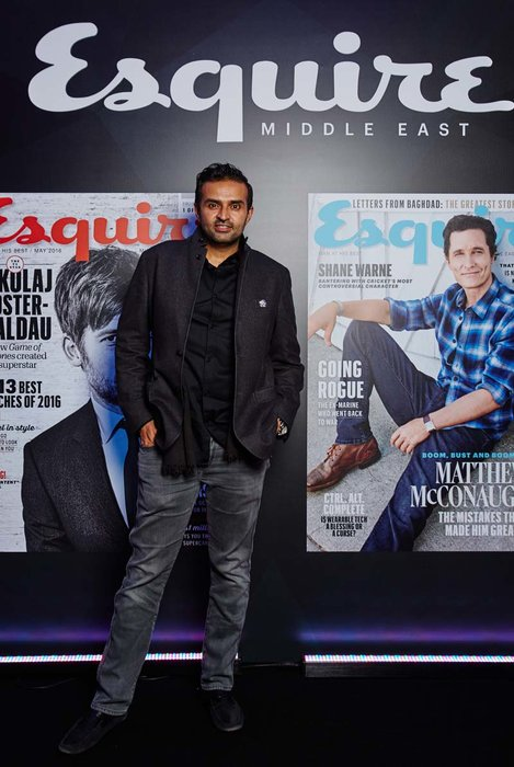 Middle East Man of the Year, Ashish J Thakkar