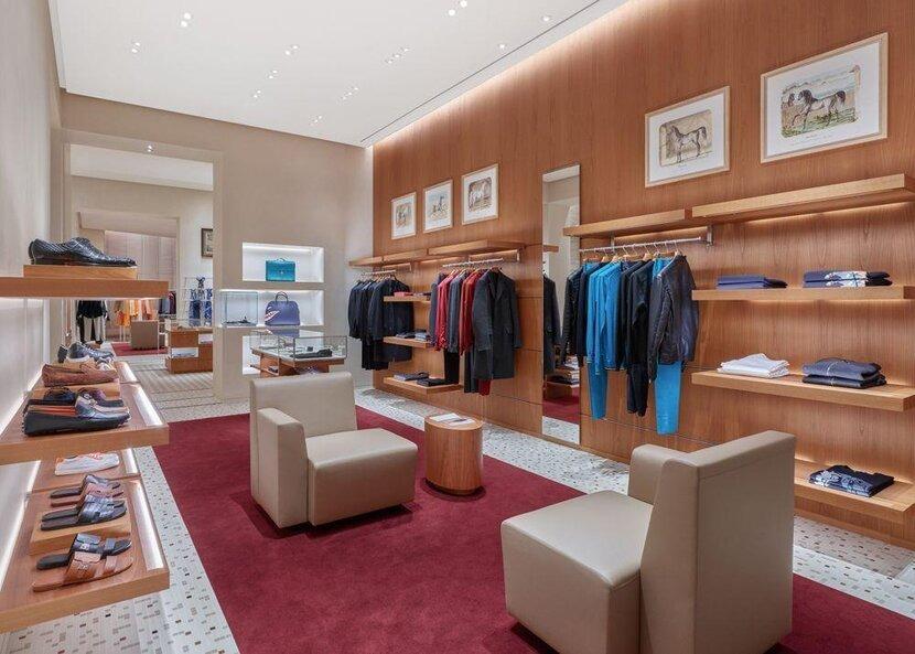 Hermès store, Mall of Emirates