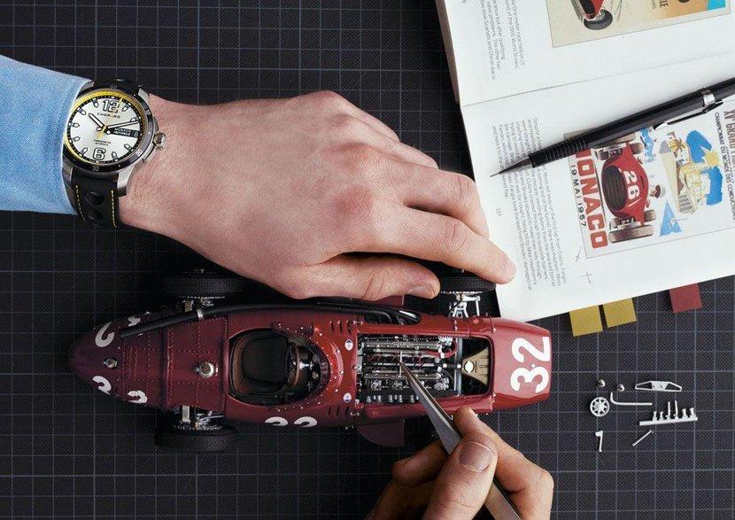 Chopard, Watchmaker, Swiss, Swiss watchmaker, Mille Miglia, Motorsports, Cars, Motoring, Louis-Ulysse Chopard, Karl-Friedrich Scheufele, Caroline Scheufele, Scheufele, Fleurier, History