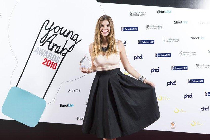 Business brainchild Award - Elissa Freiha