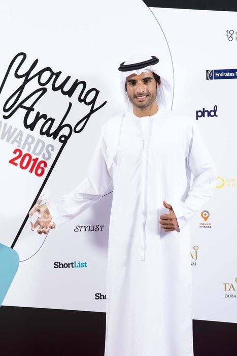 E-commerce Award - CEO of Sivvi.com, Rashid Alabbar