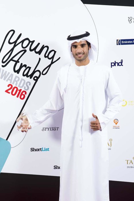 E-commerce Award - CEO of Sivvi.com, Rashid Alabbar