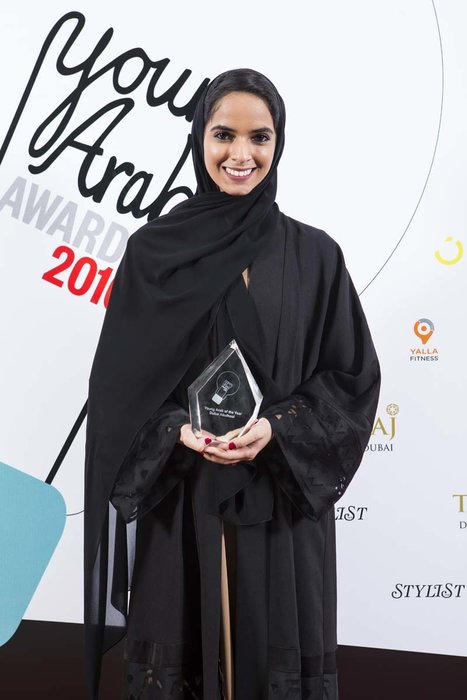 Young arab of the year - Emirati fantasy novel, Dubai Abulhoul