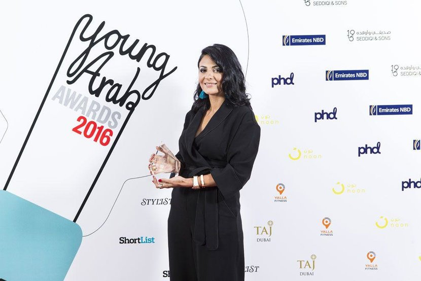 Art and design Award - Interior designer, Yasmin Farahmandy