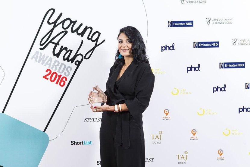 Art and design Award - Interior designer, Yasmin Farahmandy