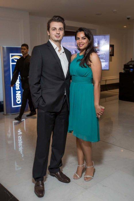 Deyan Raykov and Safiera Sait