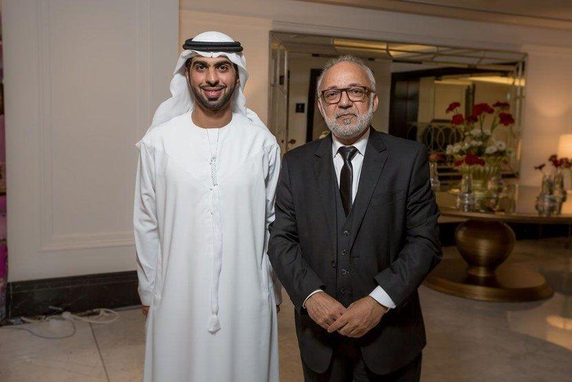 Mohammed al Zarooni and Walid Akawi