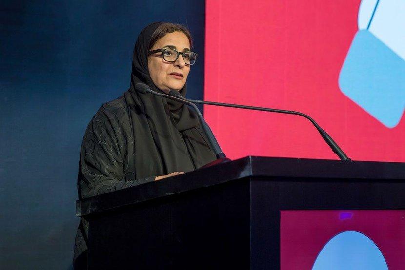 UAE Minister of State for Tolerance, H.E Sheikh Lubna Al Qasimi