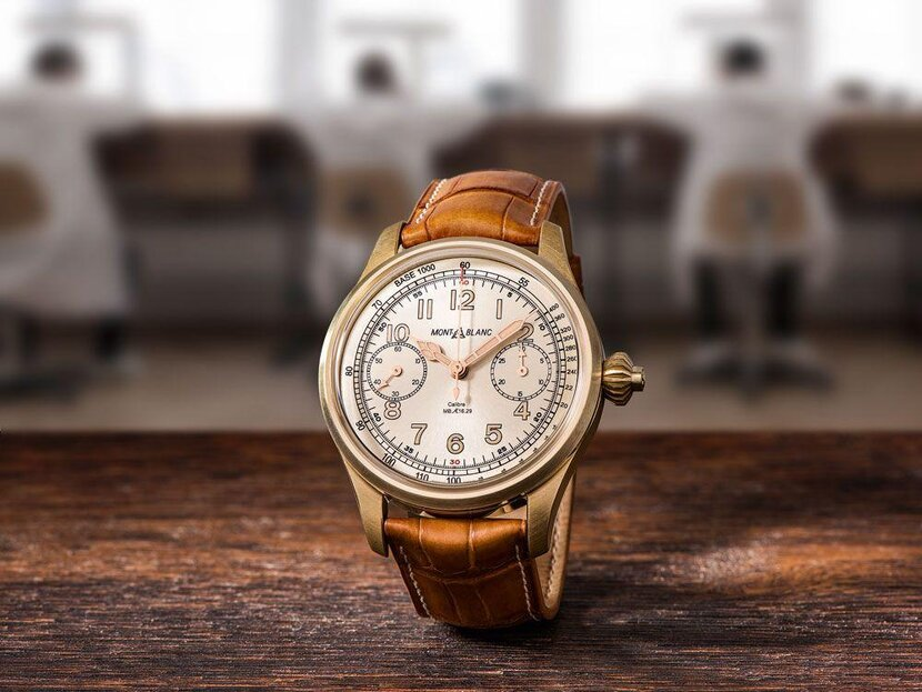 Montblanc, 1858, SIHH, Davide Cerrato, Interview, Collection, The Montblanc 1858 Collection, Montblanc 1858 Chronometer Tachymeter Limited Edition 100, Montblanc 1858 Automatic Dual Time, Montblanc 1858 Automatic