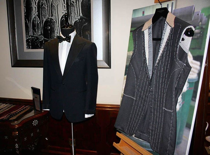 Tailoring examples from Michael Andrews Bespoke