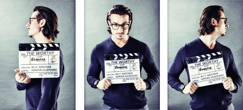 Ali Mostafa, Ali F Mostafa, The Worthy, City of Life, Emirati, Filmmakers, DIFF, AFM films, Esquire, Interview, Emirati filmmaker, Cover story