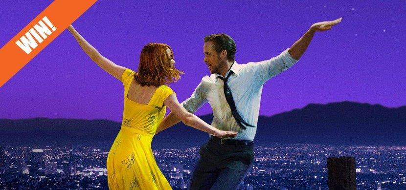 Lala land, Competition, Ryan Gosling, Emma Stone, Film tickets, Film premiere