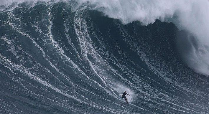 Biggest wave ever surfed, Surfing, Surfer, Big wave, Biggest wave, Sebastian Steudtner, Video