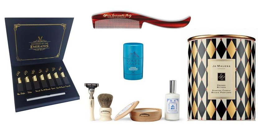 Gift guide, Christmas Gift guide, Men's gifts, Presents, Esquire, Gifts for christmas, Grooming for men, Grooming, Products