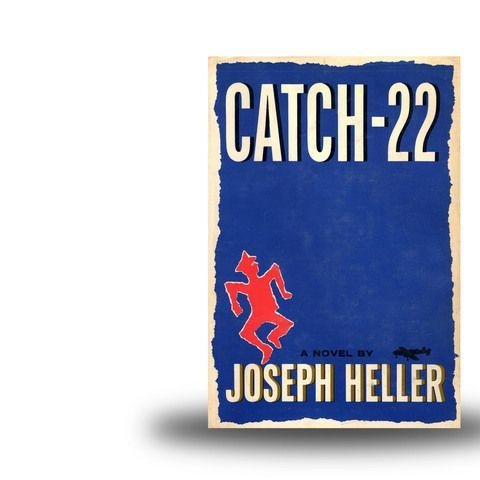 Catch 22 [Joseph Heller] - This is about as good as it gets. The story is set as WWII nears its end and concerns Yossarian an American bombardier, who is seriously committed to staying alive in a world of insanity. For those with no concept of this book think an air squadron version of MASH set in 1945. Except funnier. The writing is relentlessly honest as the characters on the airbase live and die, love and fail in the kind of madness that can only exist in the military. It is, as great satire should be, unsentimental, vulgar and brutally hysterical.